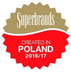 Superbrands 16/17 created in Poland